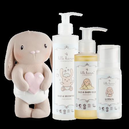 Gå glad i bad med Mio - Bad & Shampoo, Olie og Lotion