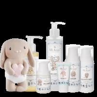 Hele Familien Lille Kanin + Mio